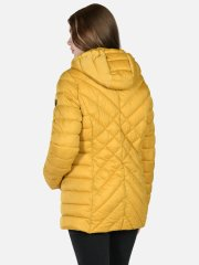 2-Way Stretch Jacket - Mustard